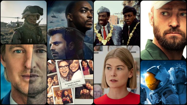 Hviezdne filmy aj nové seriály. Toto je 11 najočakávanejších noviniek, ktoré už čoskoro pribudnú na streamovacie služby