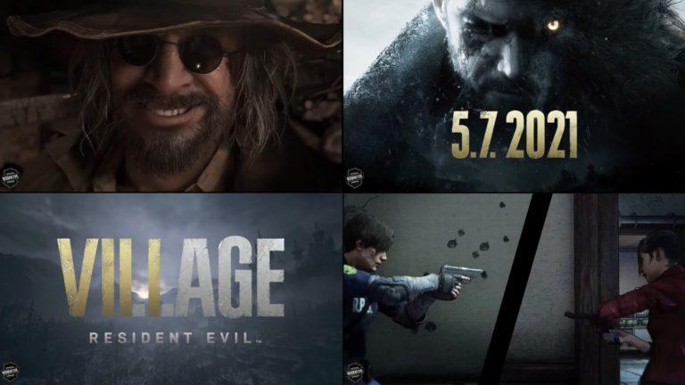 Resident Evil Village so vzrušujúcimi novinkami. Dostáva dátum vydania, demo aj multiplayer, tu sú všetky detaily