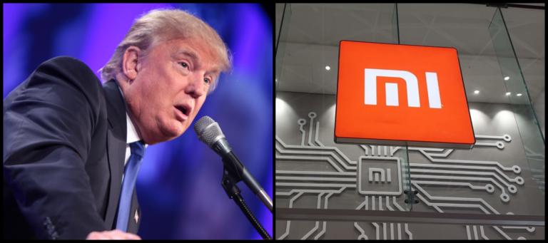 Trumpov posledný výkrik pred odchodom. USA pridalo na čiernu listinu už aj Xiaomi