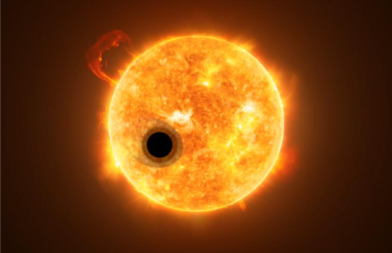 """Toto je planéta, ktorá spochybňuje naše chápanie vzniku """"planetárnych obrov"""". Kde sa nachádza a čo o nej vieme?"""