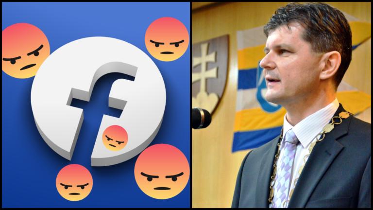 Obyvatelia slovenského mesta šírili na Facebooku klamstvá o bývalom primátorovi. Súd im udelil mastnú pokutu