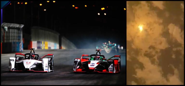 Formula E odštartovala hrôzostrašne: Prvé preteky v Saudskej Arábii poznačil pokus o raketový útok