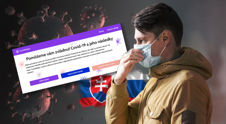 Na Slovensku vznikol web pre domácu liečbu koronavírusu. Poradí ľuďom s príznakmi aj nakazeným