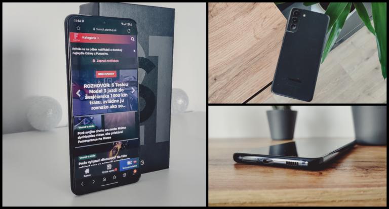 Recenzia | Ak si kúpiť nejaký Samsung tento rok, tak tento. Prečo je Galaxy S21+ lepšou voľbou ako model Ultra?