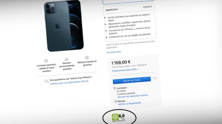 Apple spravil nezvyčajný krok kvôli zákonom. V európskej krajine už zobrazuje skóre opraviteľnosti iPhonov a MacBookov