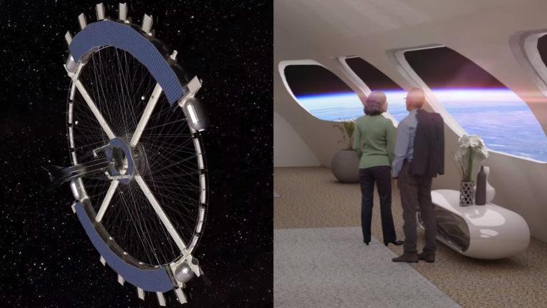Do 4 rokov chcú najväčšiu vesmírnu stanicu pre 400 turistov. Bude na nej umelá gravitácia, bary, hotely aj kiná