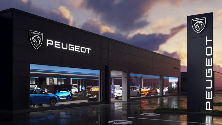 Peugeot zmenil svoje logo. Symbolizuje zameranie sa na väčšiu eleganciu a prioritu elektrifikácie