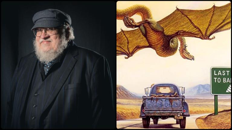 George R. R. Martin chystá pre HBO nový seriál, nie je to Game of Thrones