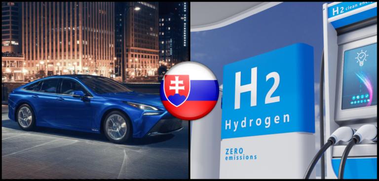 Potvrdené exkluzívne: Vieme, kedy začne predaj prvého vodíkového auta v SR a dátum spustenia vodíkovej čerpačky