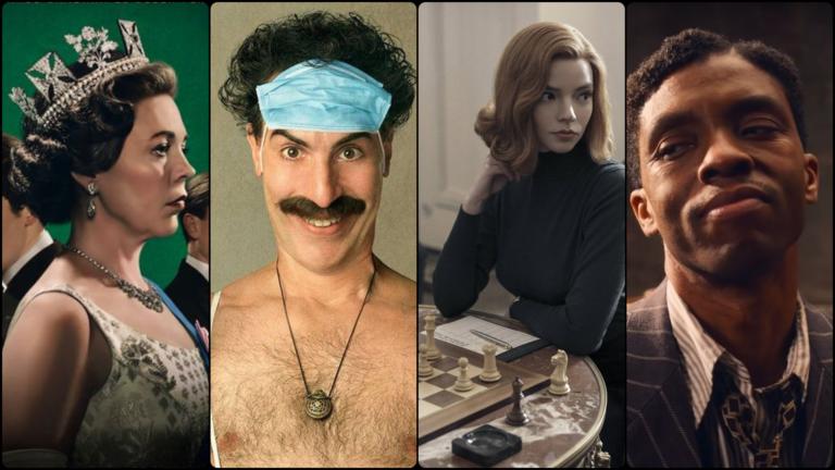 Netflix ovládol Zlaté glóbusy. Dominoval Queen's Gambit aj nový Borat, ocenenia má aj Disney (zoznam víťazov)