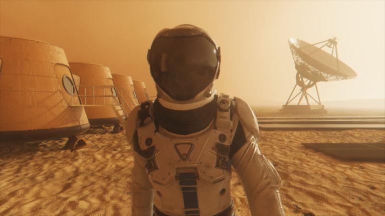 10 000 dní na Marse - takto bude vyzerať kolonizácia planéty a ľudské podmanenie vesmíru