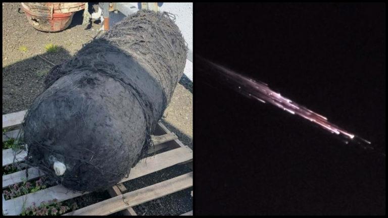 Polícia našla trosky zrútenej rakety SpaceX, spoločnosť chce ich pôvod preveriť