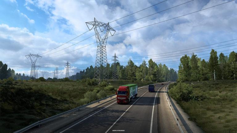 Euro Truck Simulator 2 dostane veľké rozšírenie. Vodiči sa konečne pozrú aj na východ Európy
