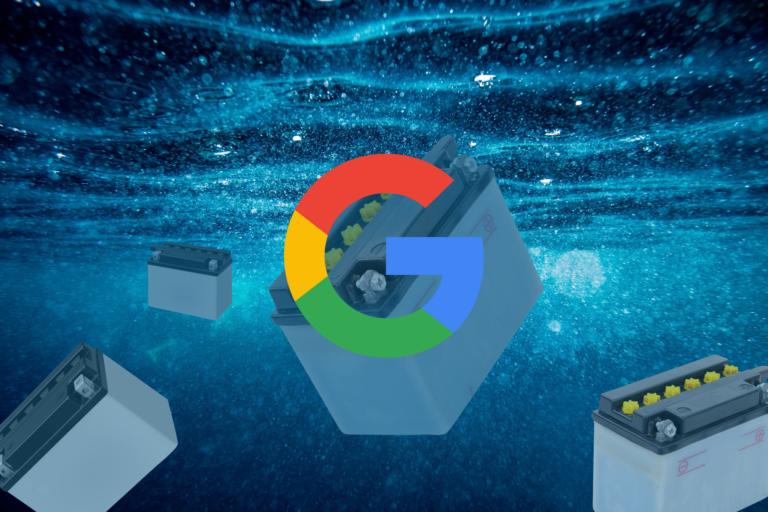 Google navádzal k ekologickej katastrofe. Prečo odporúčal ľuďom vyhadzovať autobatérie do mora?