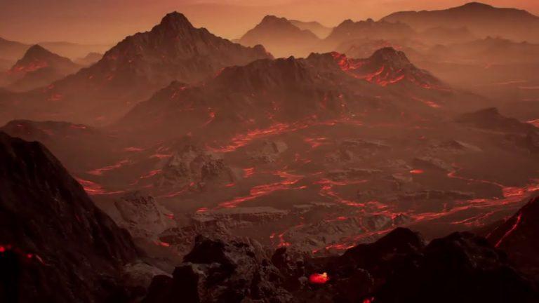 """Objavili sme novú """"super-Zem"""". Je od nás iba 26 svetelných rokov a tečú ňou prúdy lávy"""
