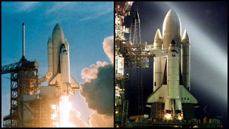 Najzložitejšie vesmírne plavidlo, ktoré postavilo ISS. Jeho prvý let mal až 70 problémov, dnes oslavuje 40. výročie