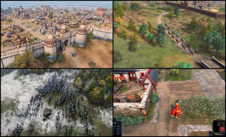 Age of Empires IV predstavené a vieme aj dátum vydania. Technická stránka však veľmi sklame