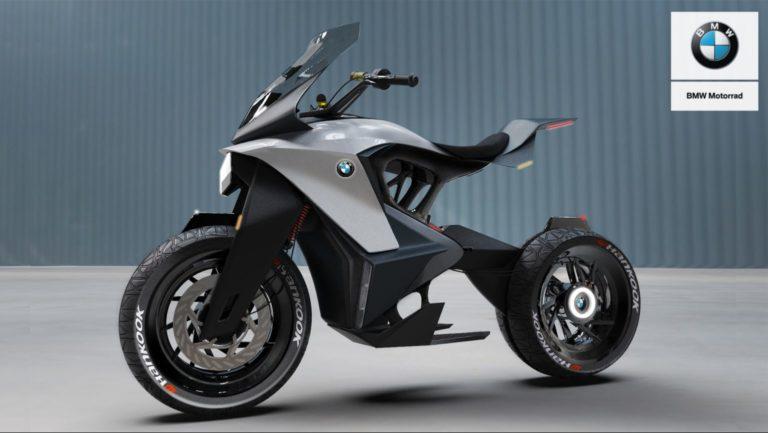 Elektrické BMW na dvoch kolesách - takto môže vyzerať terénne enduro budúcnosti