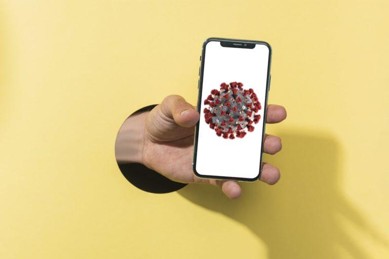 Testovanie na COVID-19 priamo v smartfóne? Prídu  špeciálne senzory na detekciu vírusu