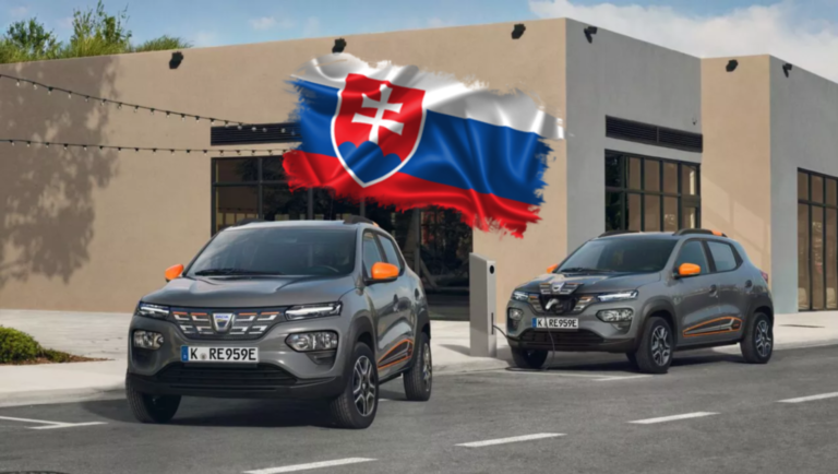 Prvý skutočne lacný elektromobil prichádza na Slovensko. Poznáme cenu a výbavy Dacie Spring