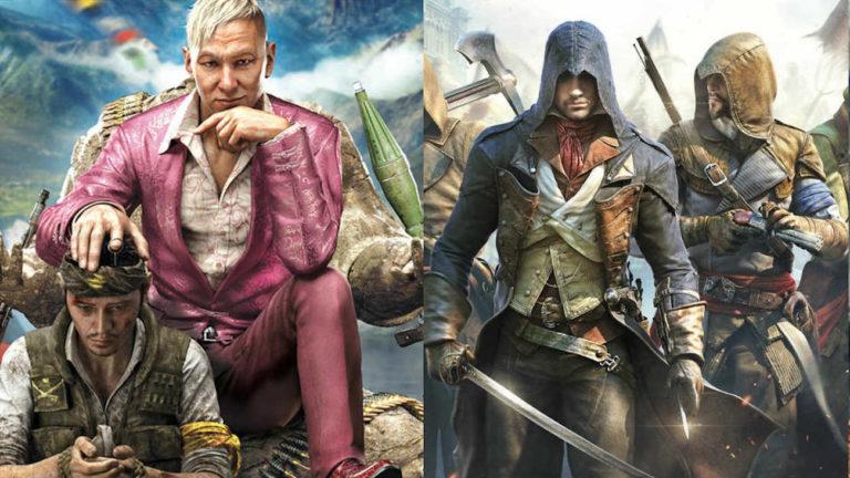 Kopírovanie kam sa pozrieš. Pozri sa, čo všetko Ubisoft opakuje a prečo je Far Cry rovnaký ako Assassin's Creed