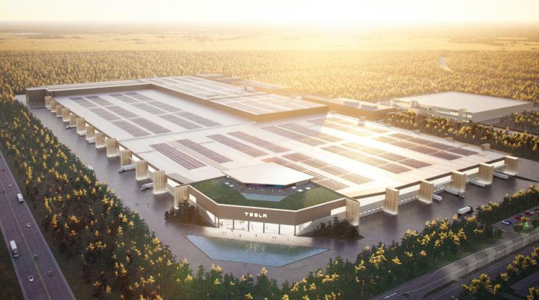 Nová lokalita továrne Tesly naznačená, všetci ostali zaskočení