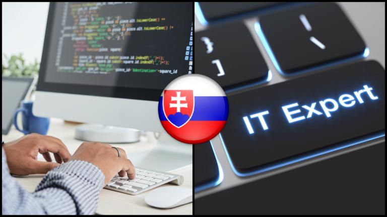 Slovensko akútne potrebuje IT-čkárov. Aktuálne je najviac pracovných ponúk v histórii