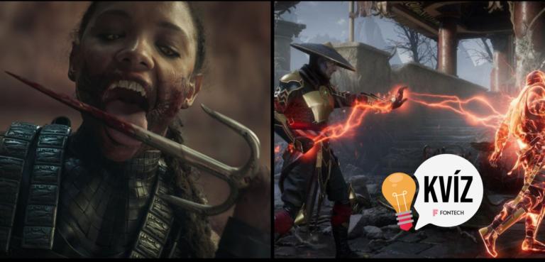 KVÍZ: Herný sviatok roka prichádza. Tento kvíz zvládne na 100 % len ten, kto pozná svet Mortal Kombat
