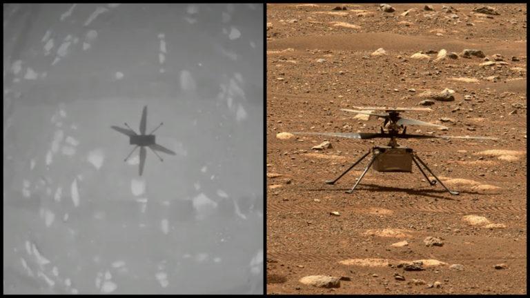 Ingenuity to zvládla znova. Marťanská helikoptéra druhýkrát vzlietla a dostala sa ešte ďalej