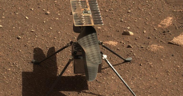 Helikoptéra na Marse je opravená, poznáme aj nový dátum prvého letu