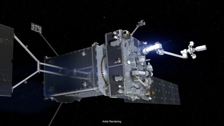 Ďalší historický úspech za nami: Vesmírna loď predĺžila životnosť zomierajúcemu satelitu o roky