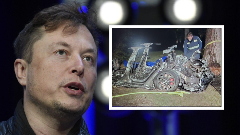 Fatálna nehoda Tesly, pri ktorej zomreli dvaja ľudia, sa zamotáva. Elon Musk vydal kľúčové informácie