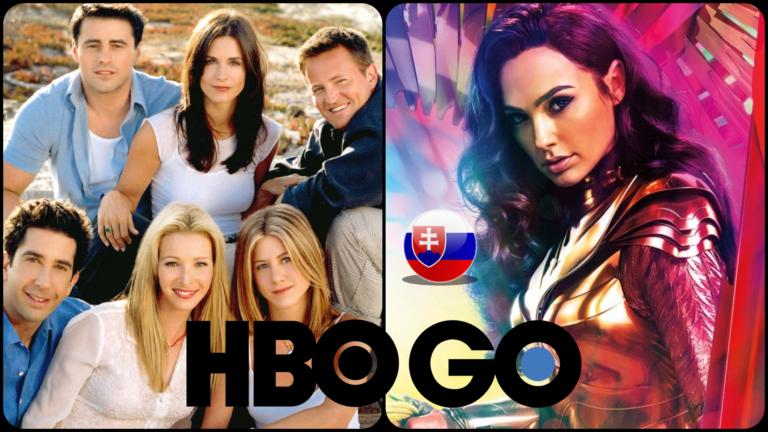 Veľký deň: HBO GO zaradilo do ponuky seriál Priatelia  aj minuloročný filmový megafilm, obe v slovenčine