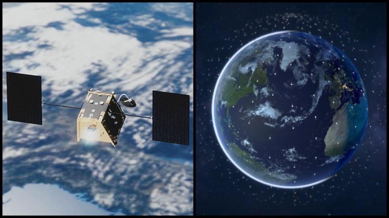 Bezpečnostné riziko extrémne narástlo: Hrozila zrážka satelitov SpaceX a OneWeb, firmy sa sťažujú na nepredvídateľnosť