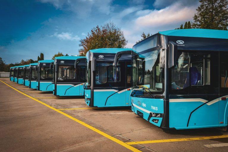V Česku idú príkladom. MHD v jednom z miest je už 100 % ekologická, vyradila posledný dieselový autobus