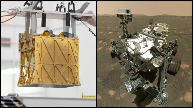 Historický moment: Na Marse sme práve vyrobili vďaka roveru kyslík