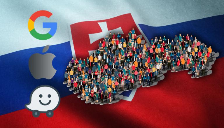 Prípady klesajú a Slováci sa znova rozhýbali. Toto odhalili o pohybe Slovákov dáta od Google, Apple a Waze