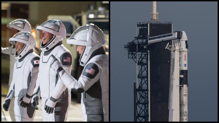Svet je v pozore. O pár hodín vynesie SpaceX na ISS astronautov na použitej rakete a kapsule