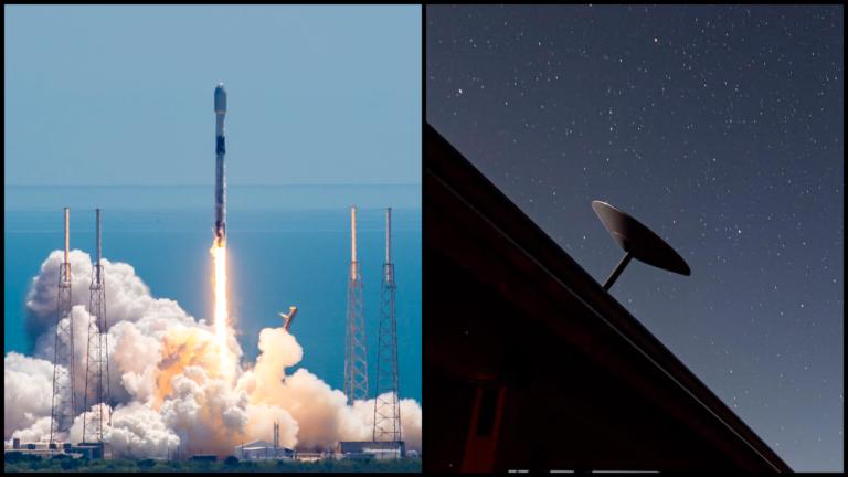 Výborné správy: SpaceX hlási, že na úplné pokrytie planéty Starlinkom mu stačí už len pár misií
