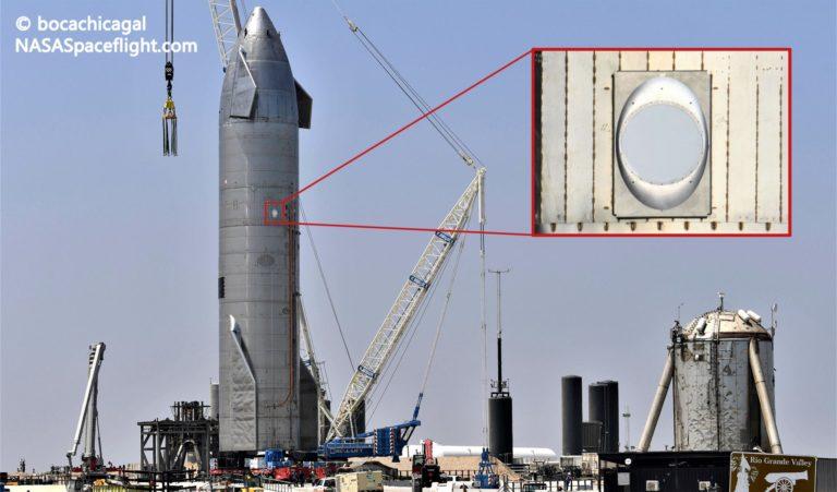 SpaceX stavia záhadný prototyp Starship, otestuje na ňom svoj produkt pre celý svet