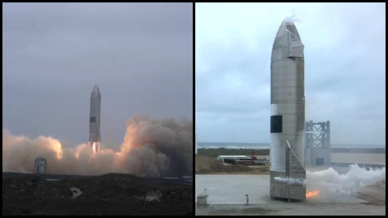 SpaceX je o krok bližšie k Marsu, Starship konečne na piaty pokus pristál