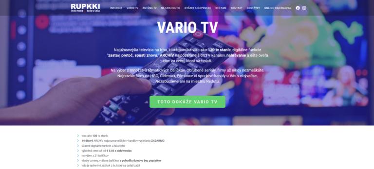 """Slovenská firma lákala na """"najúžasnejšiu televíziu na trhu"""". Reklamou klamala a zavádzala zákazníkov"""
