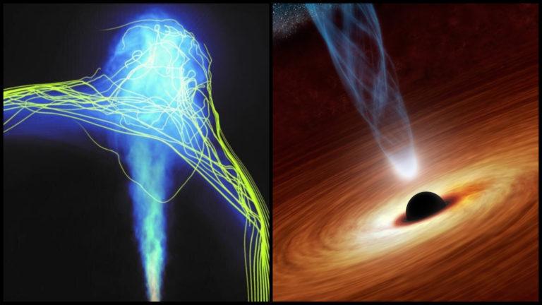 Záhadné intergalaktické sily ohýbajú hmotu z čiernych dier. Vedci nedokážu fenomén jednoznačne vysvetliť