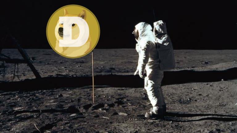 Musk neklamal, Dogecoin sa naozaj dostane na Mesiac. SpaceX už prijíma kryptomenu