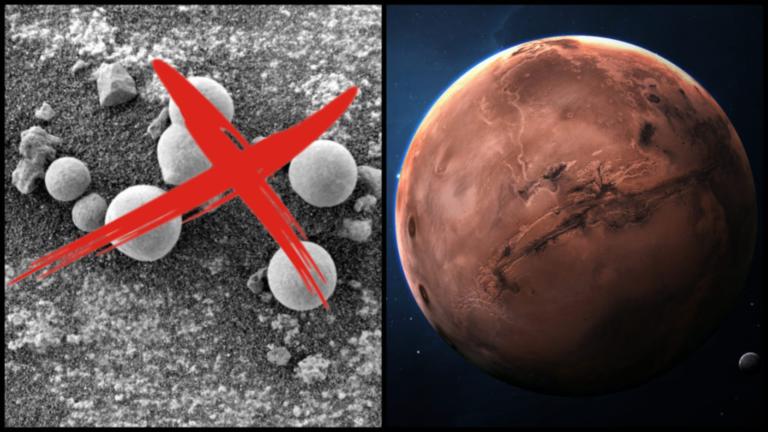 Z veľkolepého objavu sa stal podvod. Huby na Marse sú len výplodom fantázie pochybného vedca