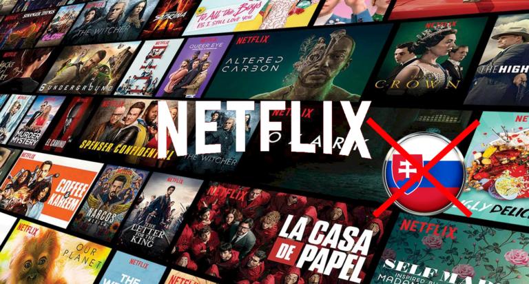 V očiach Netflixu sme stále v 90. rokoch. Streamovacie služby však konečne objavili Slovensko