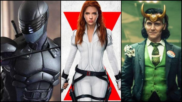 Loki, Black Widow aj akčný veľkofilm dostali nové trailery, tu si pozri všetky na jednom mieste
