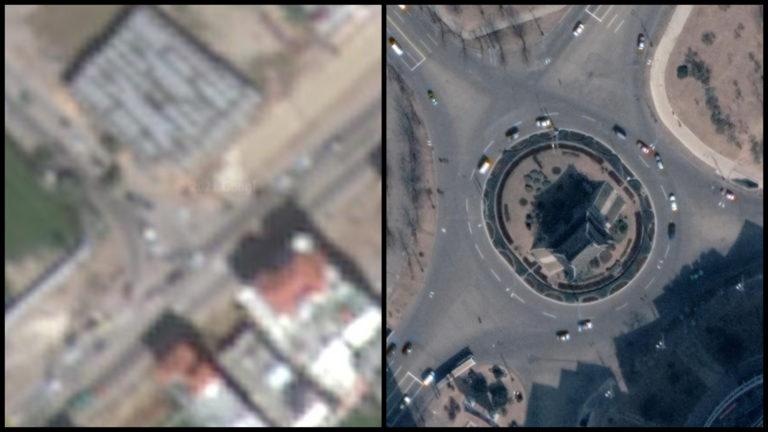 Prečo sú snímky pásma Gazy z Google Máp rozmazané? Lepšie je na tom aj Severná Kórea, sťažujú sa novinári