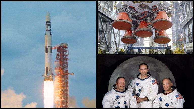 Dostala nás na Mesiac a vyniesla do vesmíru ikonickú stanicu. Prečo sa USA vykašlali na najväčšiu raketu, akú kedy stvorili?