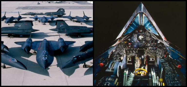 Takmer ho zostrelili Sovieti a počas letu sa zahrial na vyše 300 °C. Legendárny SR-71 Blackbird je ikonou letectva, dodnes ho nikto neprekonal